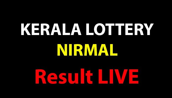 Nirmal Lottery Result Live Updates