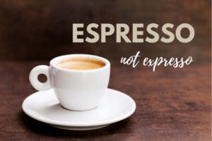 Or Espresso – Brussels, Belgium