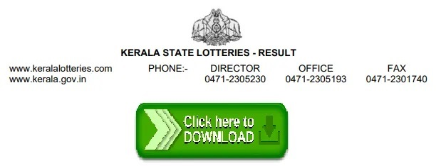 lottery Result Download