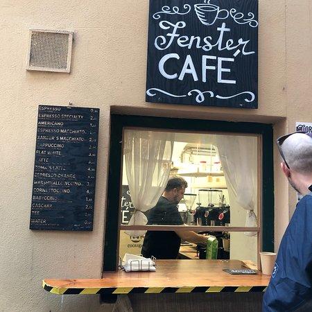 Fenster Cafe – Vienna, Austria