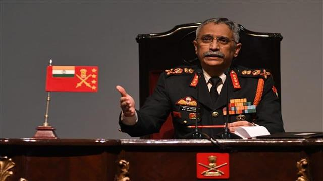 Indian Army Chief Visit Ladakh Daily Defence Updates