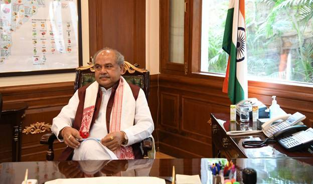 Agriculture Current Affairs Shri-Narendra-Singh-Tomar-assumes-charge-of-Ministry-of-Food-Processing-Industries