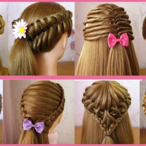 Most Beautiful And Trendy Hairstyle that Are Perfect for This Diwali
