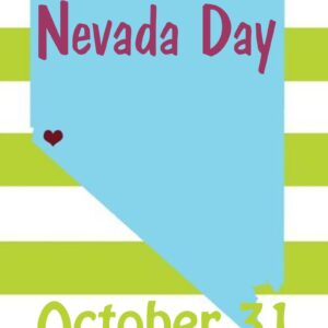 Nevada Day Full Details theme celebration what, when, where Historic Theme