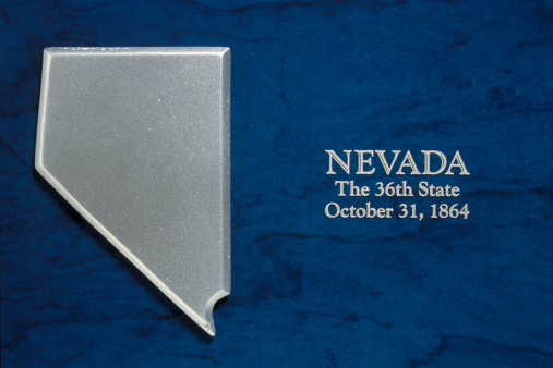 Neveda The 36th State October 31 1864 Happy-Nevada-Day