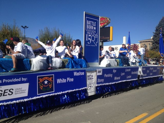 Nevada Day Parade Images