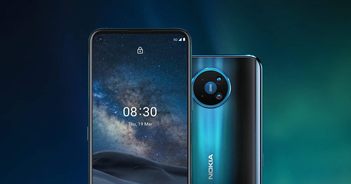 Nokia 8.3 5G Model