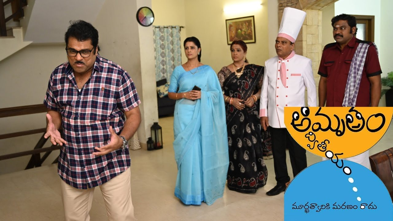 Watch Amrutham Dhvitheeyam All Episodes Online on ZEE5