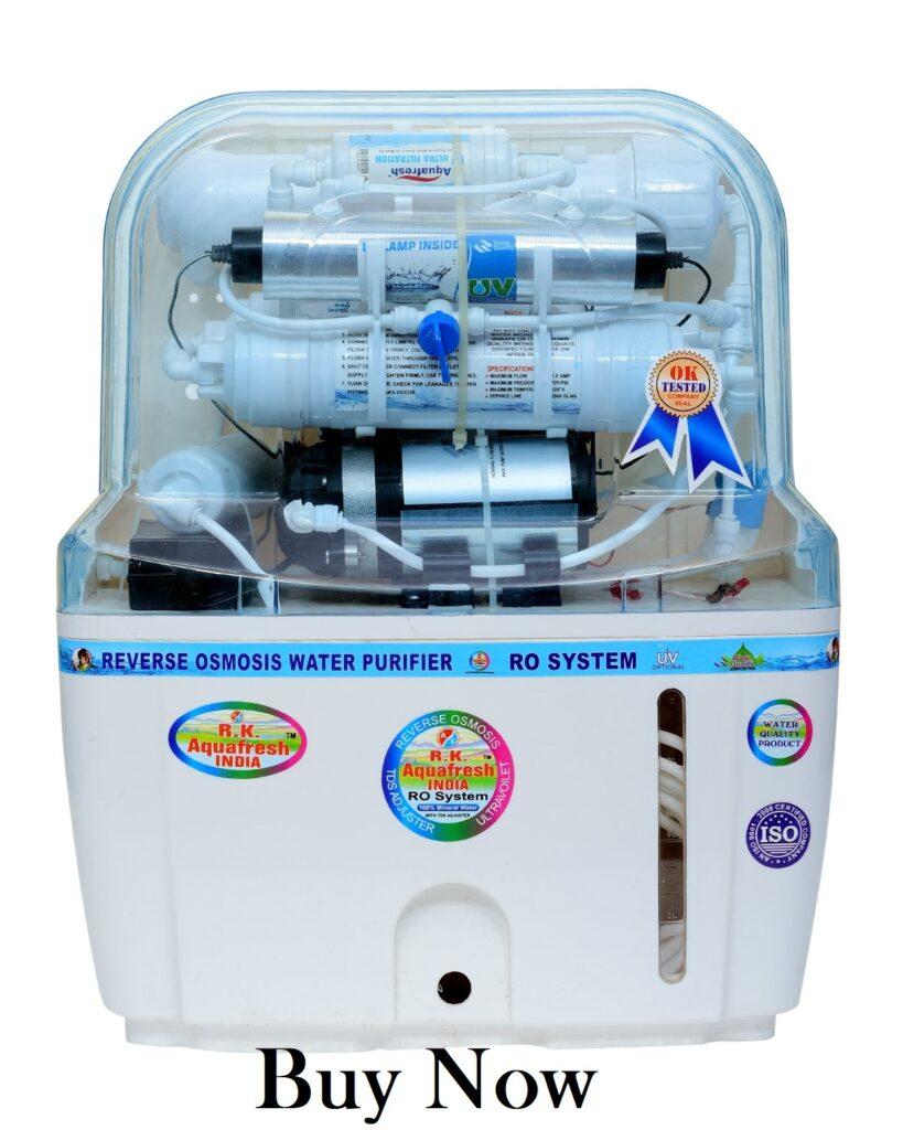 R.k. Aqua Fresh India Swift 12ltrs 14Stage Purification
