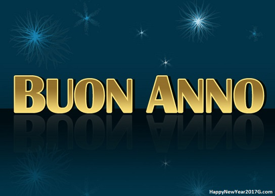 Happy New Year Whatsapp Status Images & DP in Italian 2021