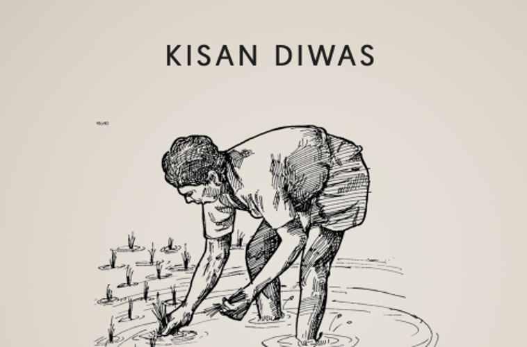 Kisan Diwas / Farmers Day