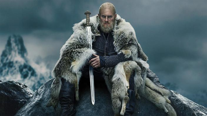 Vikings season 6B all episodes online