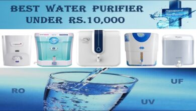 Top 10 Water Purifier Under 10,000 in India