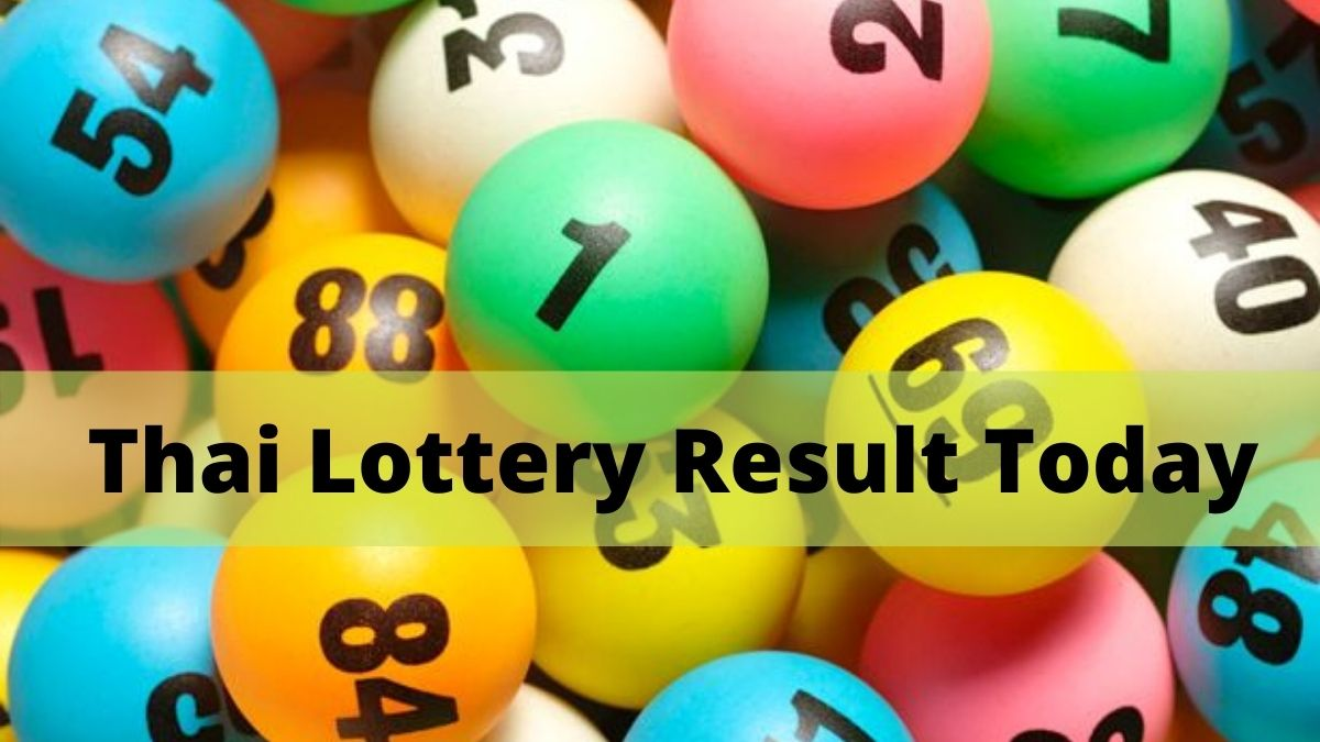 Live: ผลสลากกินแบ่งไทย 01st ตุลาคม 2564 ถ่ายทอดสดวันนี้ (หวยไทย Lotto 01-10-2021) ผลหวยไทย เลข 3up Set/4pc ผลกระดาษ