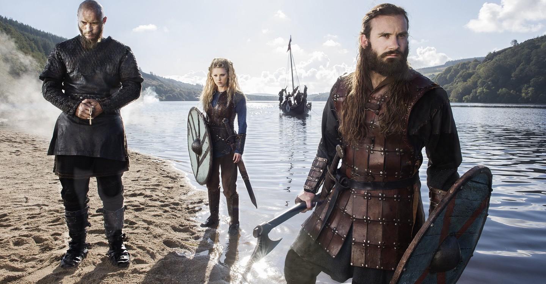 Vikings season 6B all episodes online