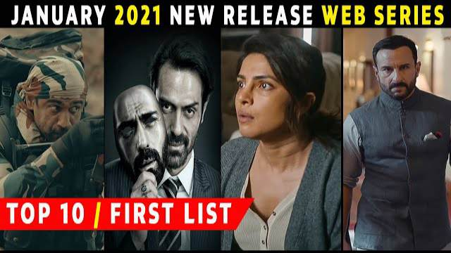 Latest Top 13 Upcoming Hindi Web Series in January & February 2021