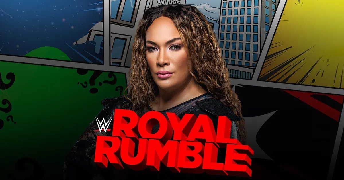 2021 WWE Royal Rumble matches