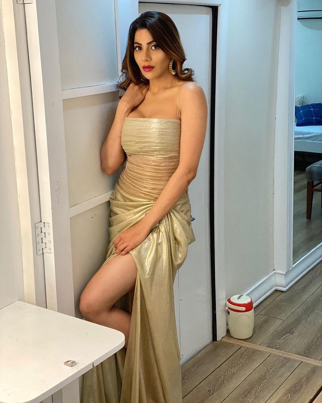 Nikki Tamboli's style wins people's hearts, Rubina-Jasmin also left behind