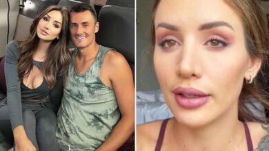 Bernard Tomic's Girlfriend Vanessa Sierra Getting Death