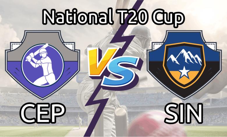 SIN v CEP Dream11 Team Prediction, Fantasy Cricket Tips & Playing-11