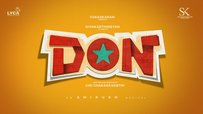 Don Movie (2021) Cast, Crew, Release Date, Story, Trailers, Posters