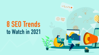 Top 8 Important SEO Trends 2021
