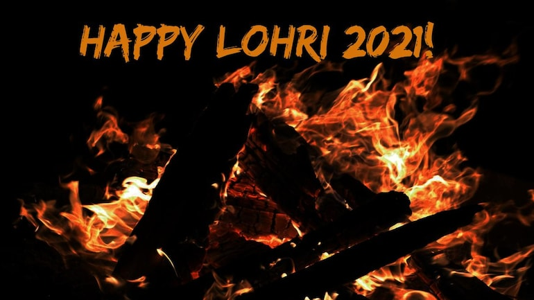 Happy Lohri Wishes 2021 Messages Whatsapp Status