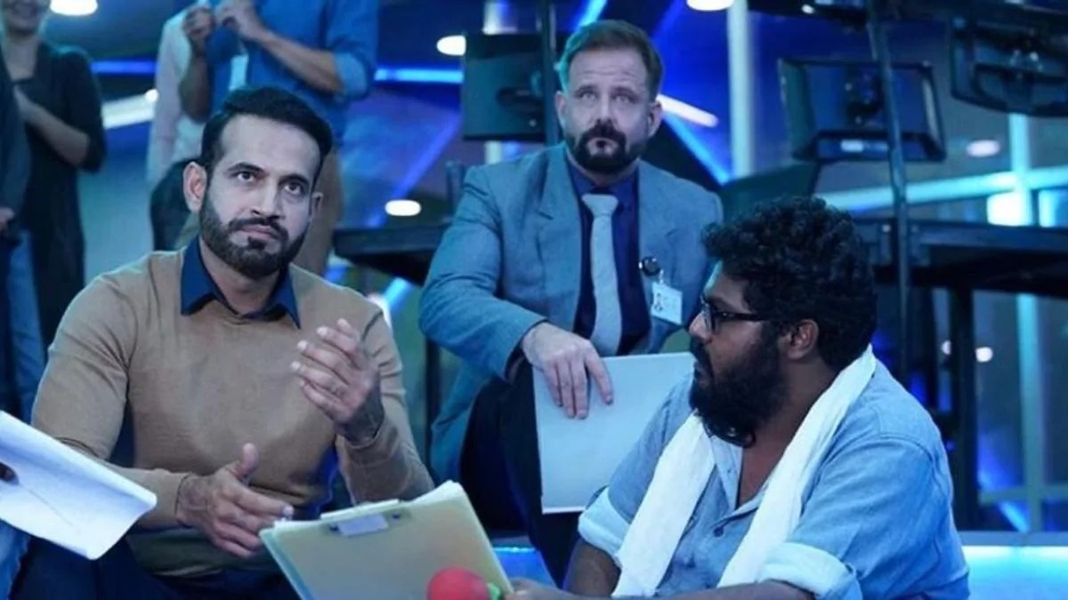 Irfan Khan Movie Cobra teaser our