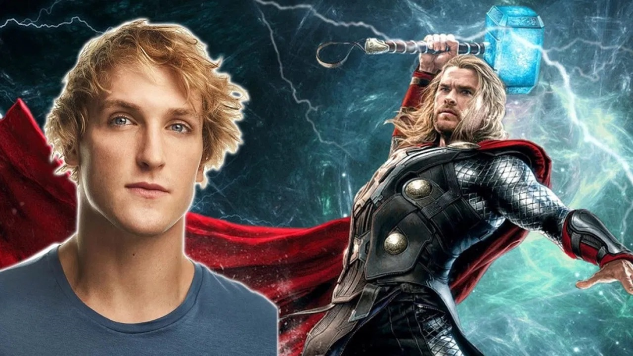 Logan Paul challenges Chris Hemsworth a fight after Floyd Mayweather, Fans Reacts on Twitter