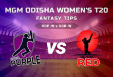 ODP W Vs ODR W Dream11 Prediction, Team, Top Picks, MGM Odisha Women's T20 Match Preview