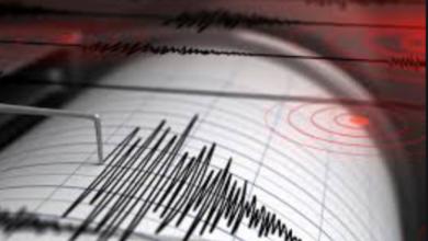 Earthquake Updates: Earthquake felt in Manipur, Magnitude 2.7 on Richter Scale