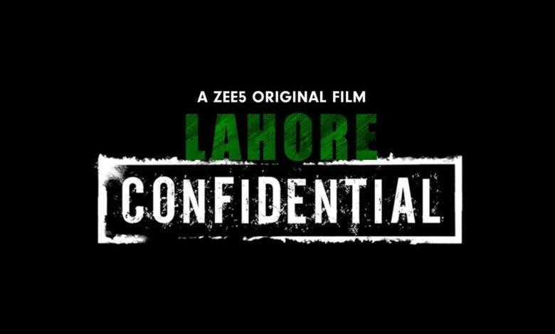 lahore confidential web series
