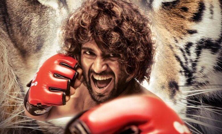 Karan Johar Announces 'Liger', Vijay Devarakonda's First Look Revealed