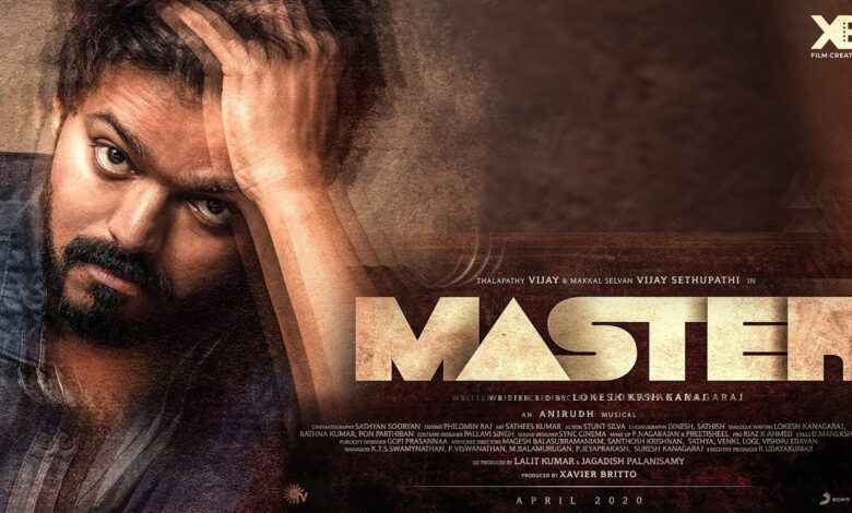 Master Movie Box Office Collection 2021