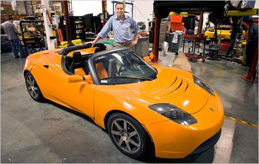 Elon Musk's Tesla Gave knock in India