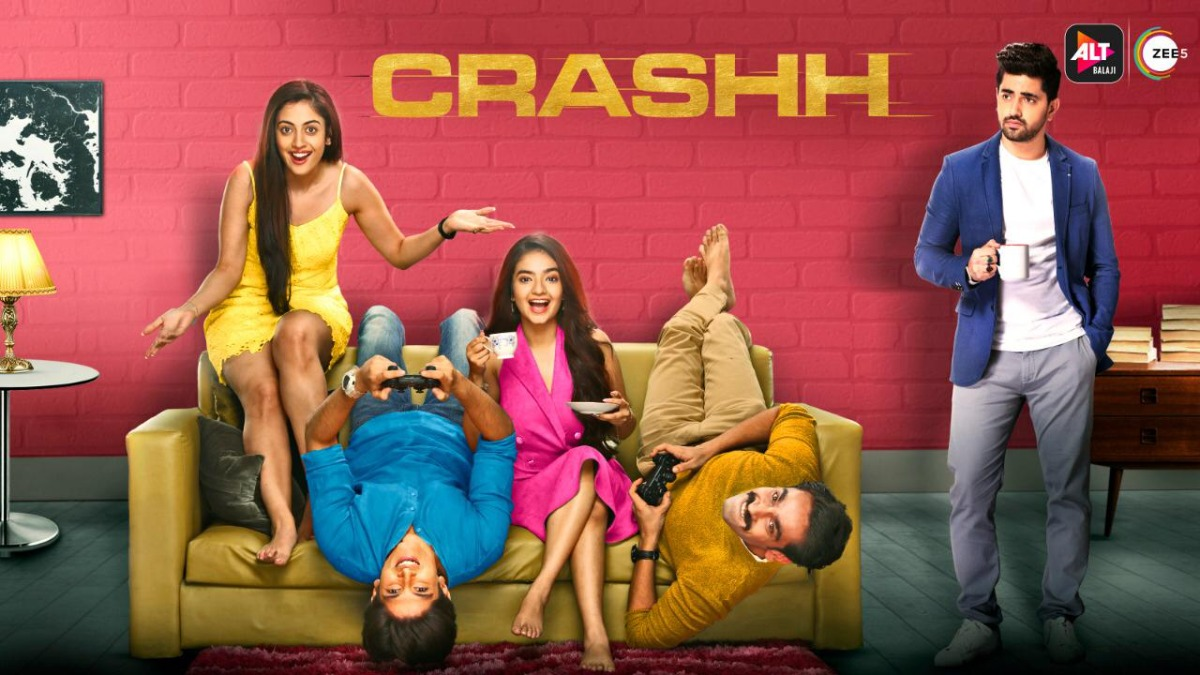 Crash Web Series
