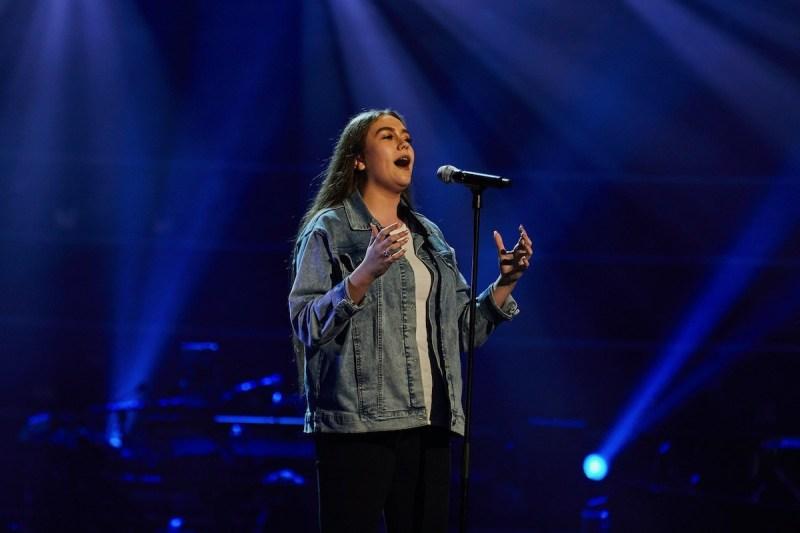 Grace Holden The Voice uk