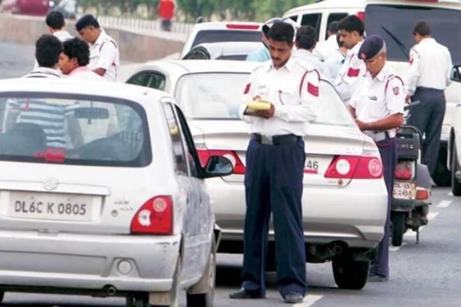 New Delhi Police Traffic Rules