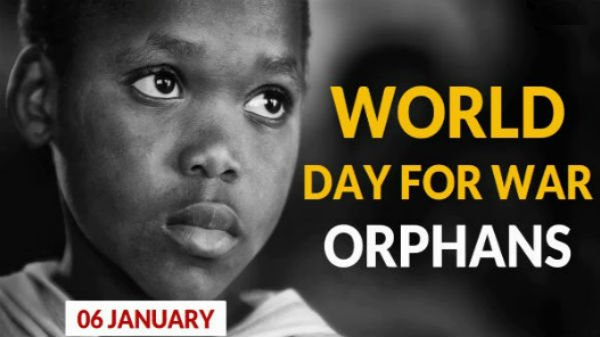 World War Orphan Day Wishes 2021