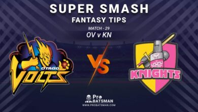 OV vs NK Live Score Dream11 Prediction For Dream11 Super Smash T20