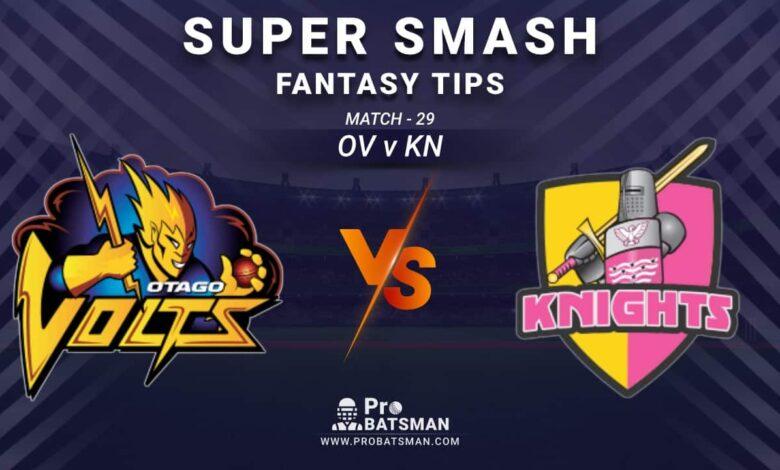 OV vs NK Live Score Dream11 Prediction For Dream11 Super Smash T20