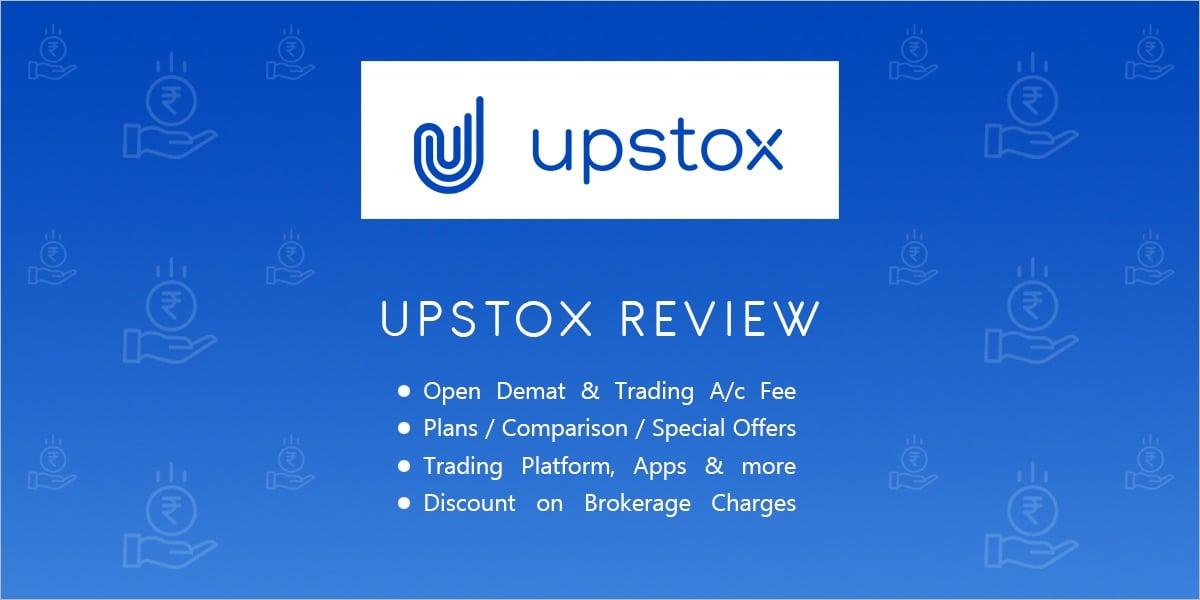 Upstox Review