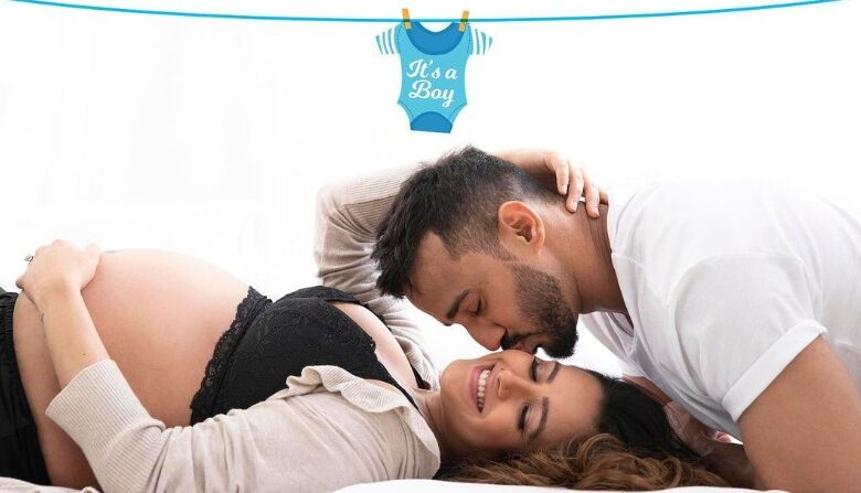 Anita Hassanandani Blessed with a Baby Boy Images Photoshoot & More Details
