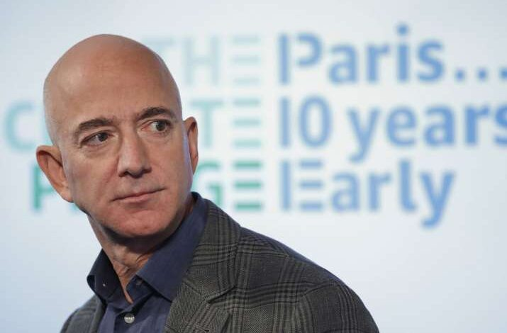 Jeff Bezos Resigns, Now Andy Will Handle Amazon's CEO Post