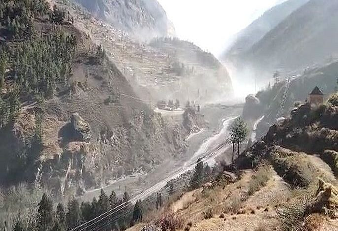 Uttarakhand: Dam breaks due to glacier falling in Joshimath, 50 to 75 people missing so far`