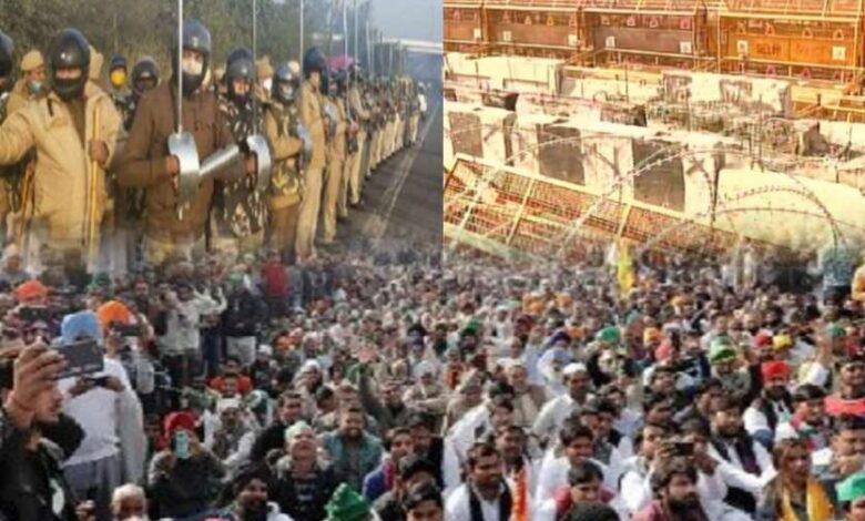 Farmers Protest Live Updates 02nd Feb 2021: Farmers come to Delhi today