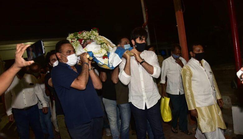 Rajiv Kapoor Funeral Photos Death Reason Wiki Biography & Full Details