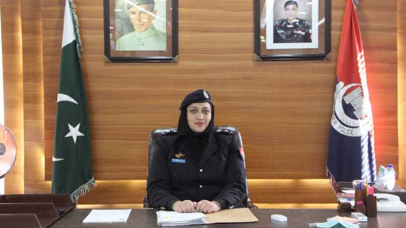 Who is DPO Sonia Shamroz? Wiki Bio Net Worth Education Full Details