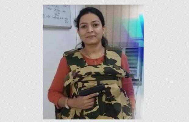 "Delhi Police Woman SI Priyanka Sharma ""Lady Singham"" Wiki Bio First Encounter Team Details & More"