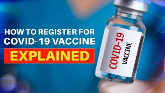 COVID Vaccine Registration Process for 18+ Step By Step Full Guide